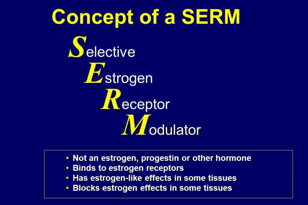 SERMの解説図