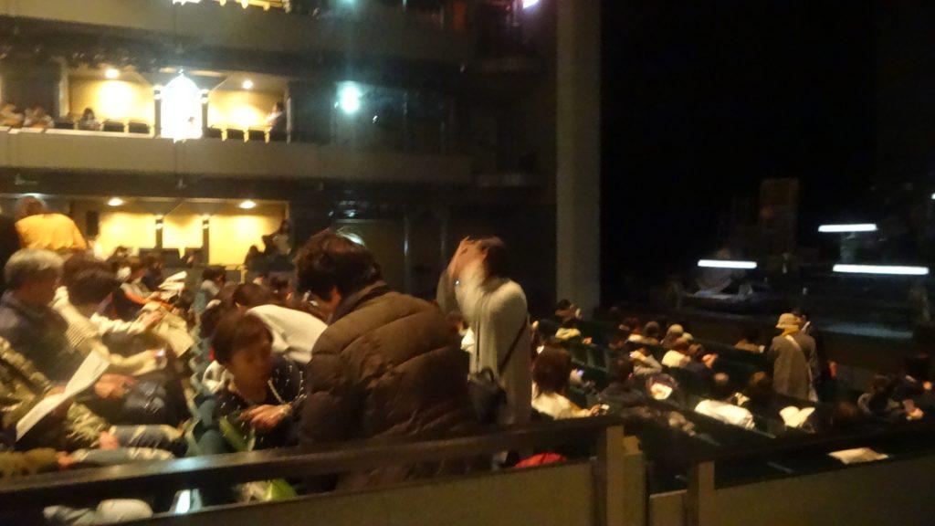劇場内の様子1