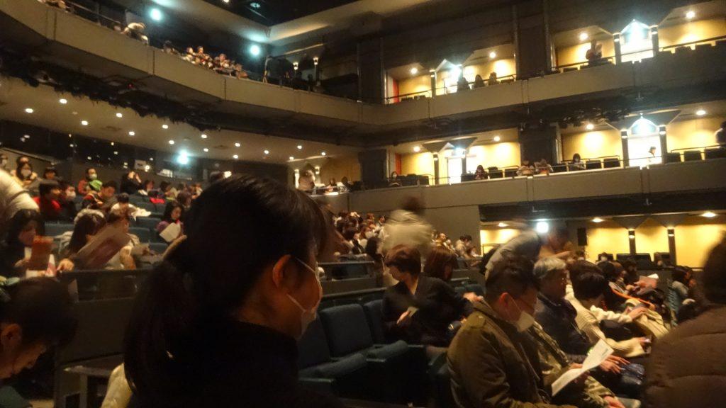 劇場内の様子2