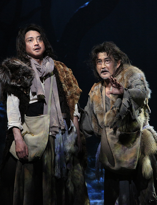 吉田剛太郎さんの シェークスピア