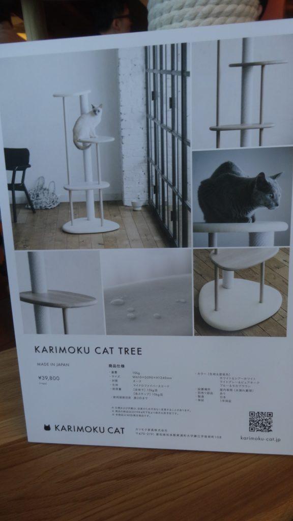 ポスターに写っているネコたち
