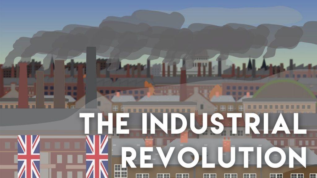 産業改革による社会の変貌