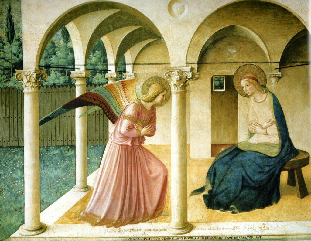 フラ・アンジェリコの絵画