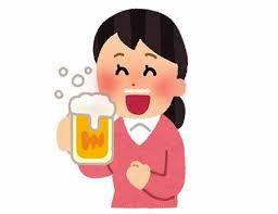 お酒を飲むと顔が赤くなる人の説明