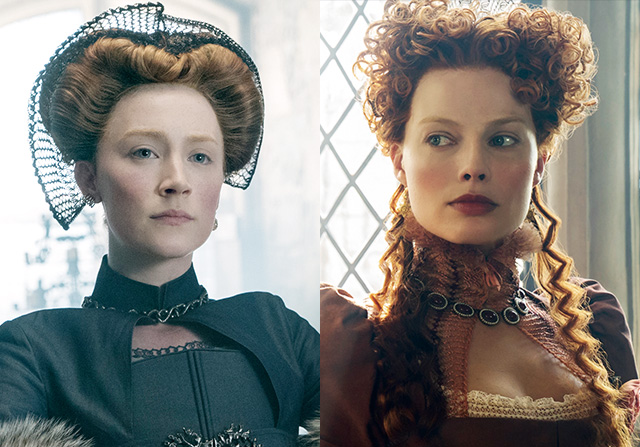 メアリーとエリザベス