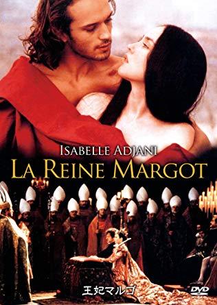 王妃マルゴを演じるイザベル・アジャーニ