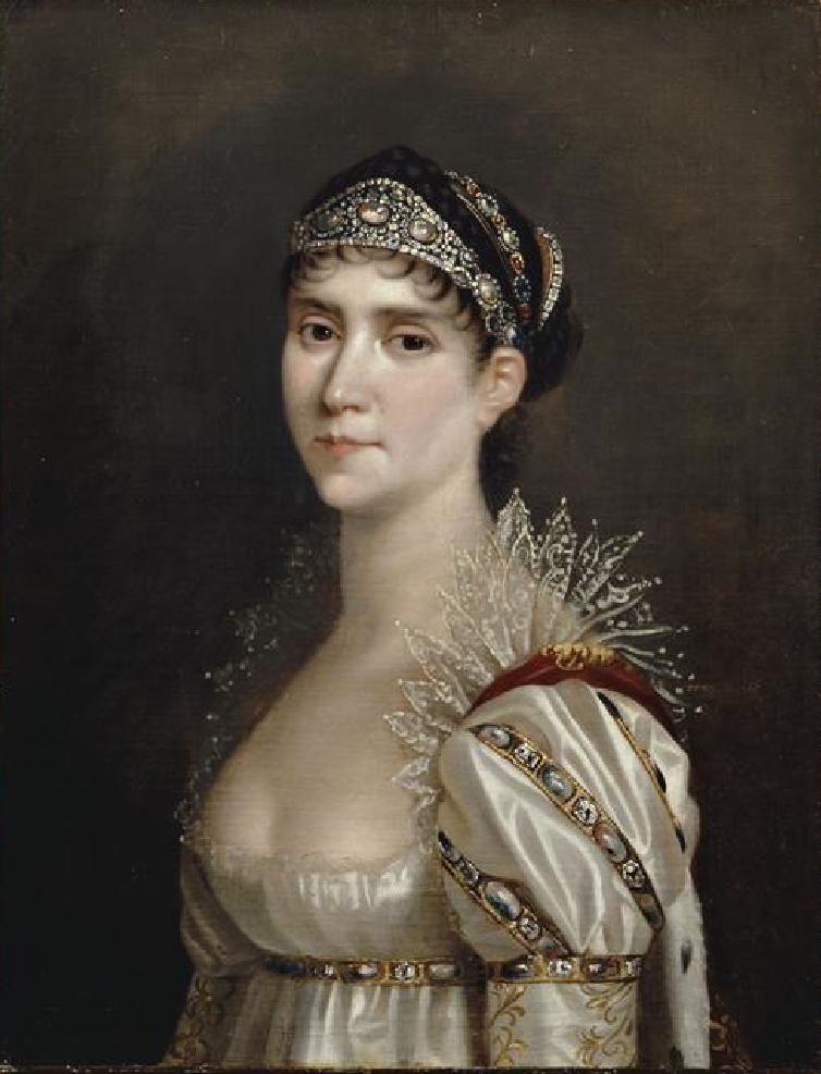 ジョゼフィーヌの肖像画