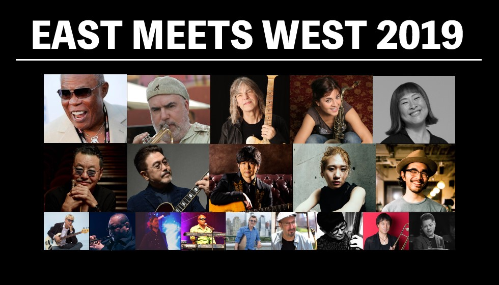 East meets West 2019の出演者2