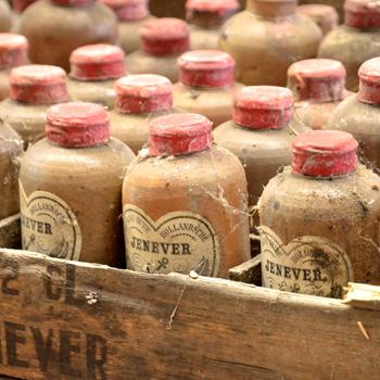ジュネヴァのボトル