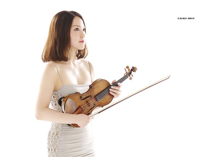 神尾真由子さんの写真