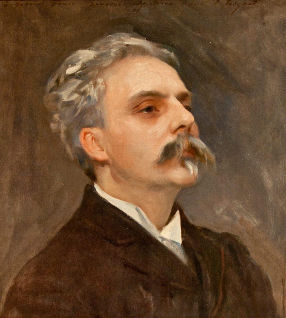フォーレの肖像画