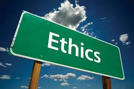 倫理 と書かれた看板