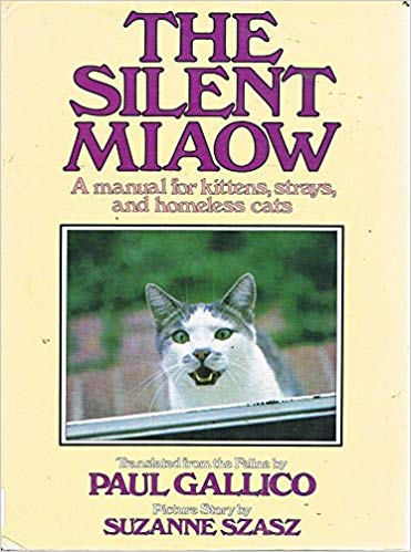 The Silent Miaowの表紙