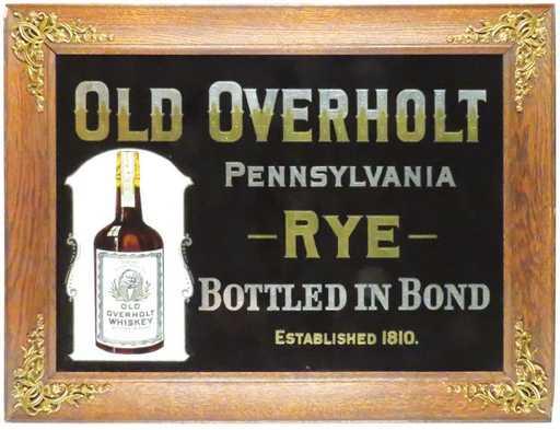 ペンシルベニア産のライ・ウイスキーの写真