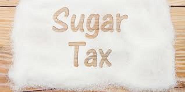 砂糖税のポスター
