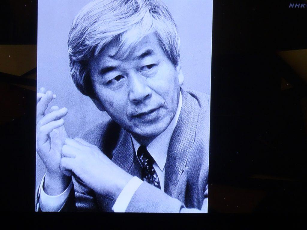 筑紫哲也さんの写真