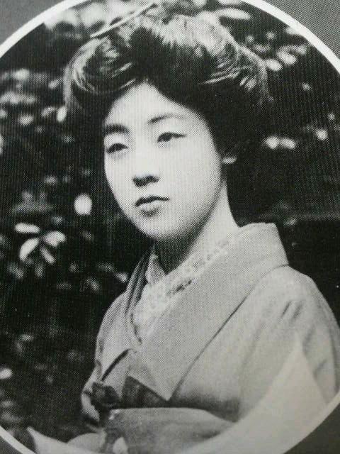松井須磨子さんの写真