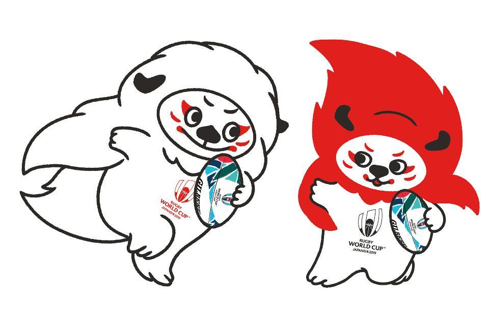 日本ワールドカップのマスコットキャラクター