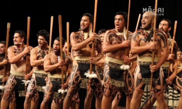 マオリ族のハカ