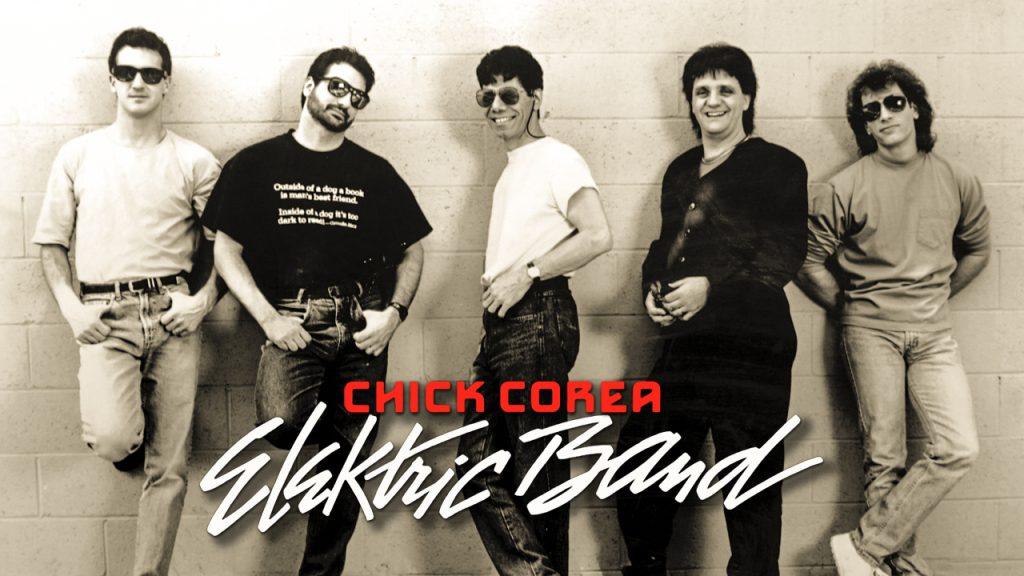 結成時のエレクトリック・バンドの写真