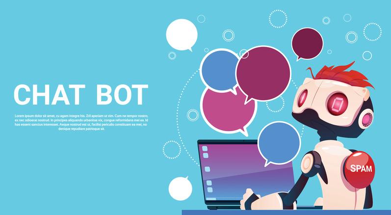 コンピューターでウェブサイトを訪問するロボット