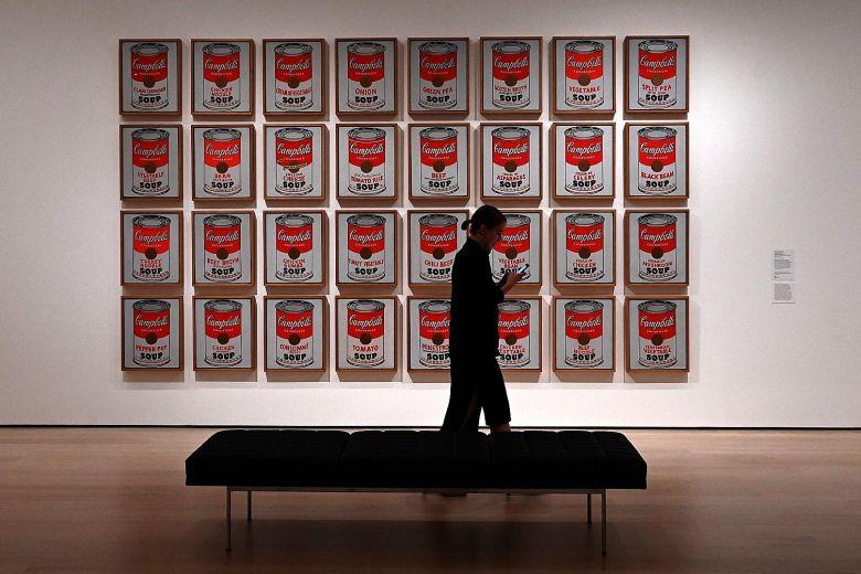 難解な現代アート作品