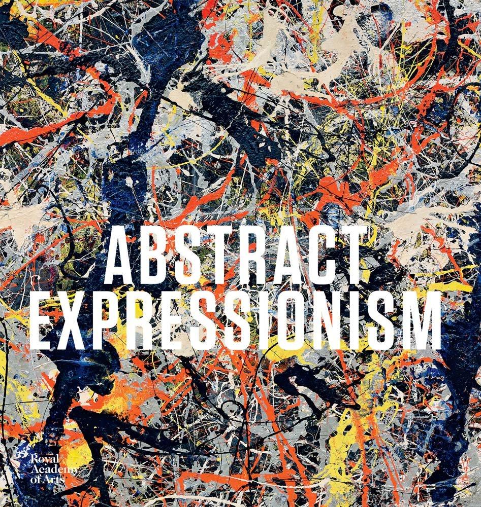 抽象表現主義 現代アートについて説明する図