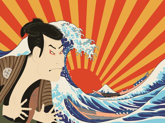 江戸時代の華やかな文化
