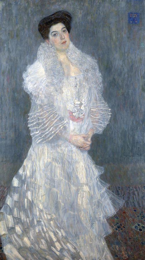 富裕層の夫人たちの肖像画