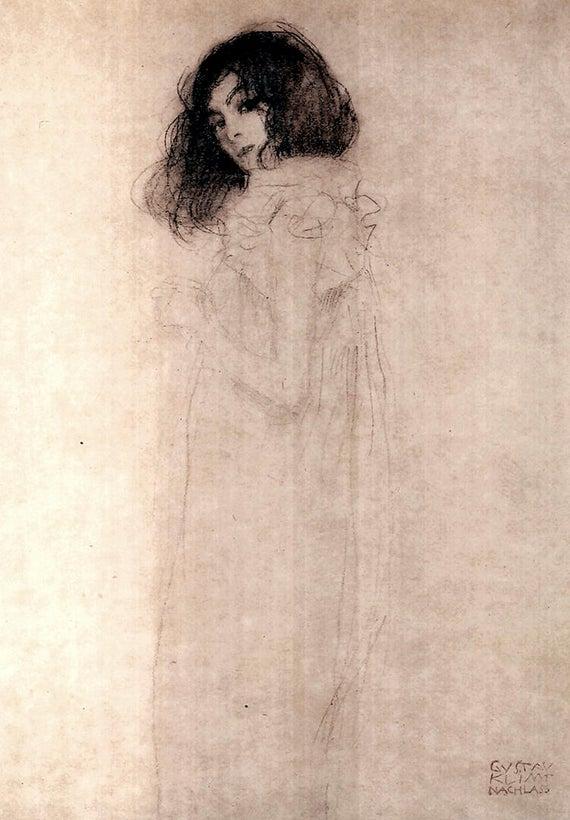クリムトが描いたファム・ファタル