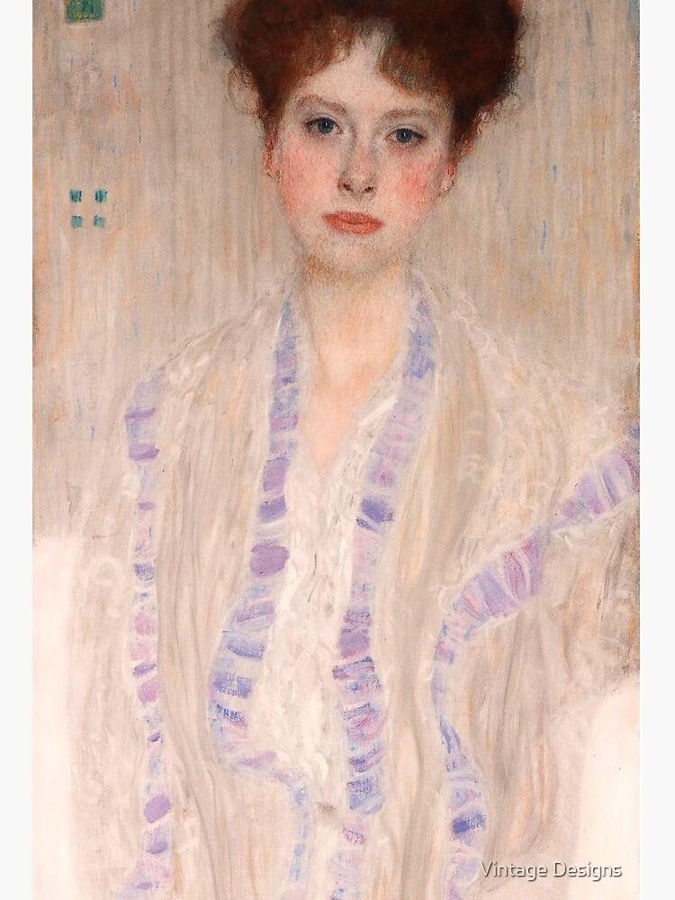 クリムトが描いた女性