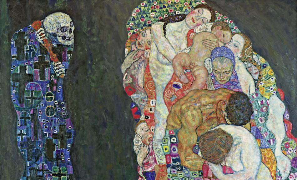 陰の部分 死の不安を描いた作品