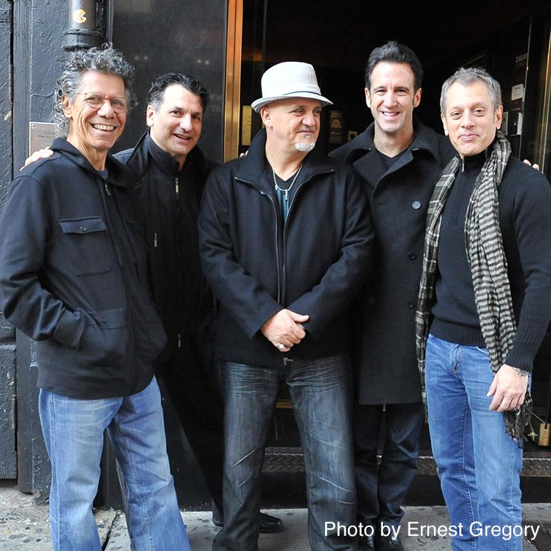 現在のエレクトリック・バンドの写真
