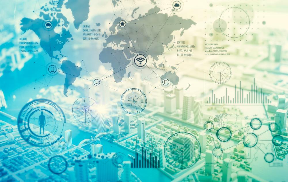 情報を軸とした新たな世界秩序の構築