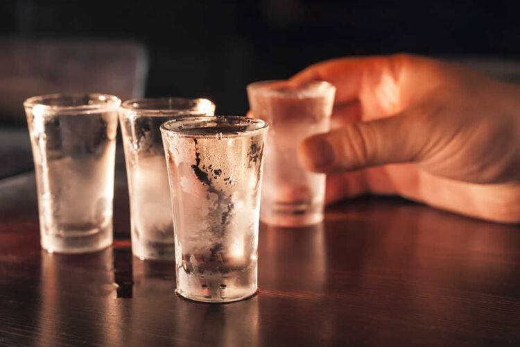 アルコール度数の高いお酒