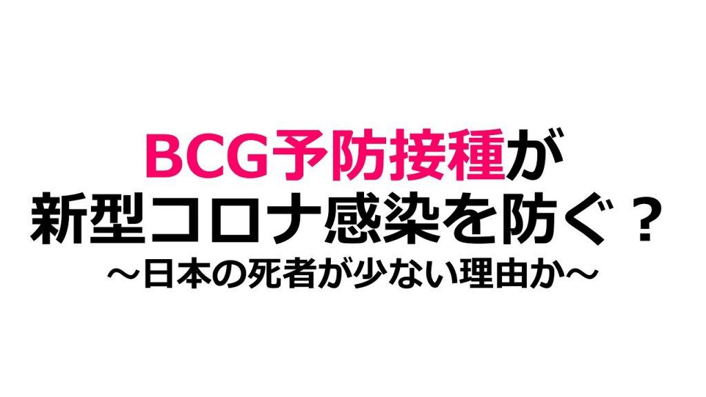 BCGへの関心の高さを示す図