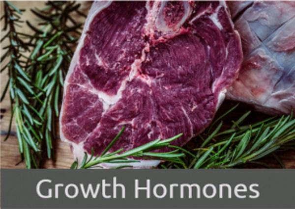 牛や鶏に与えられている成長ホルモン