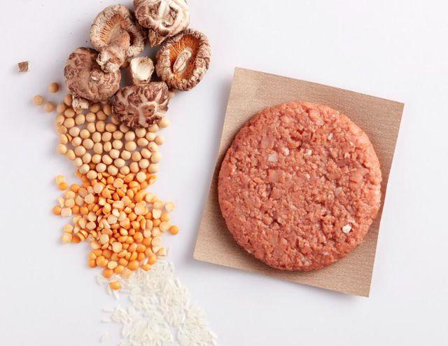 菌類 きのこ かび 酵母を含む生物群から作られた代替肉