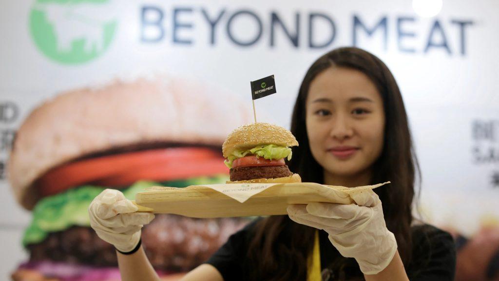 シンガポールと香港のみで販売されているビヨンド・ミートの代替肉