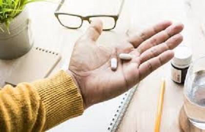 服薬の継続の重要性を示す図