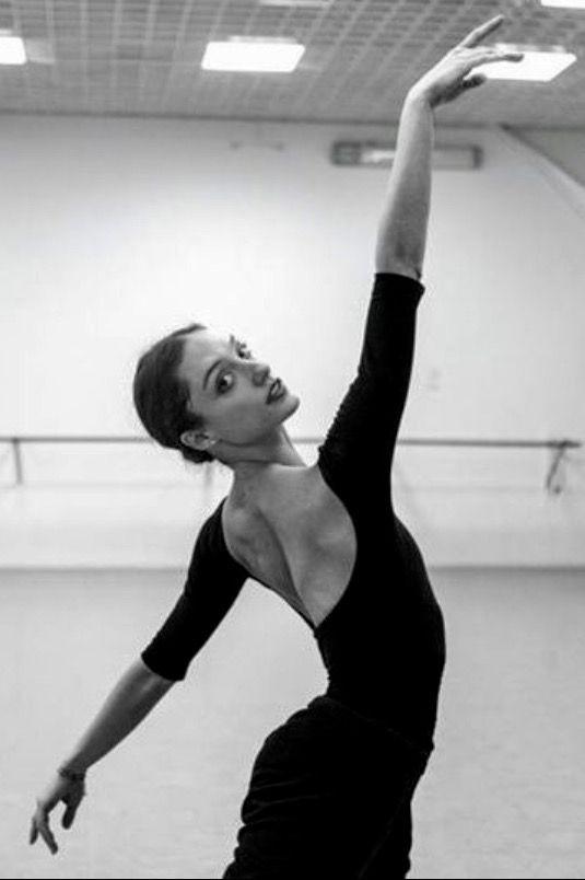踊るジルベールさん