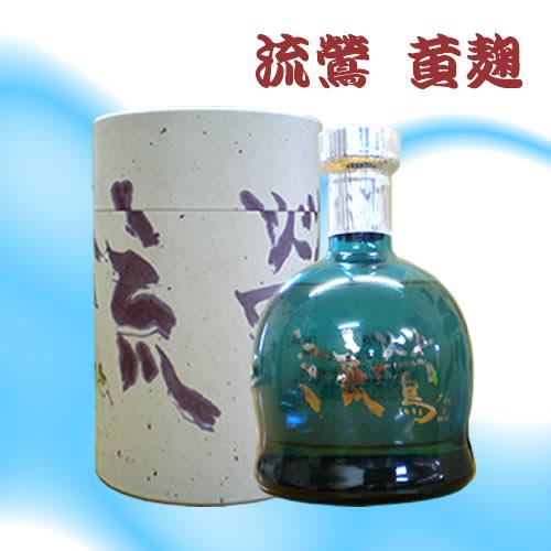 「流鴬(るおう)」のボトル