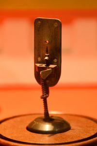当時の顕微鏡