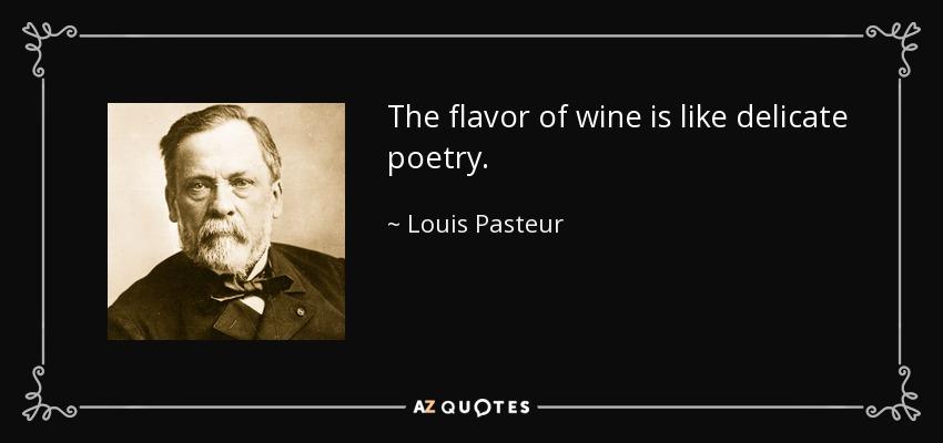 ワインを愛したパスツール