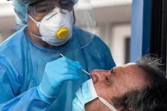 新型コロナの唾液検査