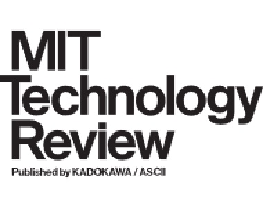 MIT Technology Reviewのロゴ