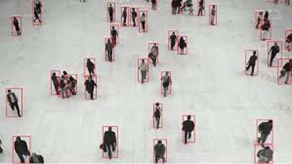 監視とプライバシーの関係を示す図