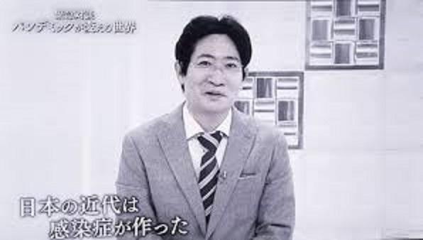 磯田道史さん
