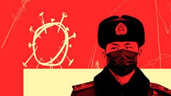 中国政府の様子