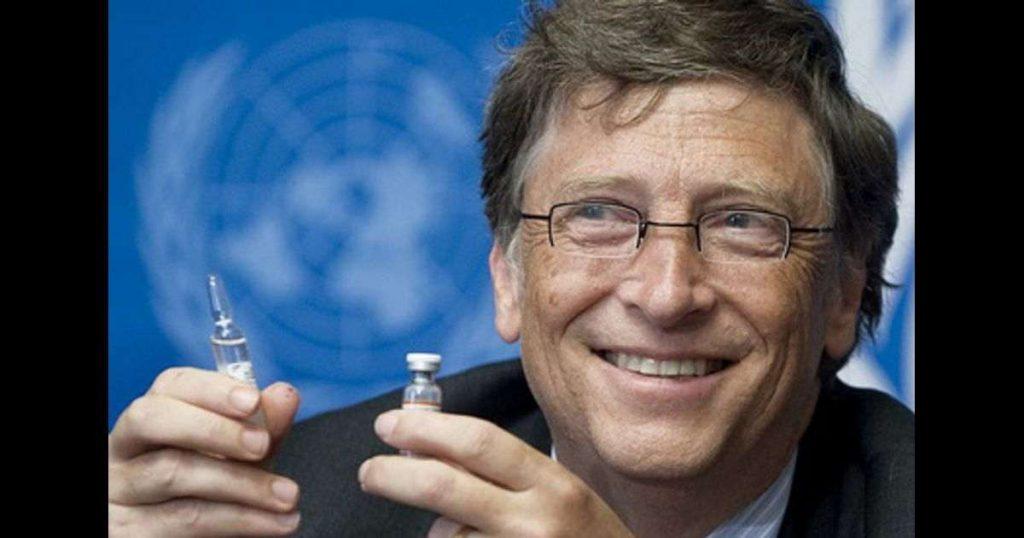 ワクチン開発の重要性を訴えるビル・ゲイツ
